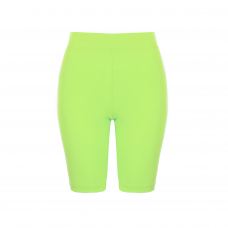 Legginsy/ Kolarki GREEN LIME